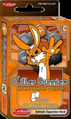 Killer Bunnies and the Ultimate Odyssey: Cool Psychic Penguins Animals Expansion Deck