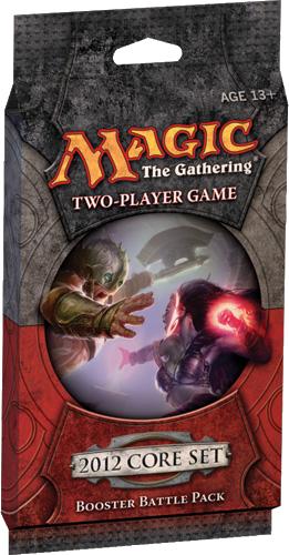 Magic 2012 Booster Battle Pack