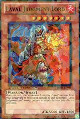 Laval Judgment Lord - DT05-EN029 - Super Parallel Rare - Duel Terminal on Channel Fireball