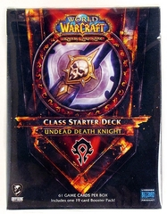 2011 Class Starter Deck Horde Undead Death Knight
