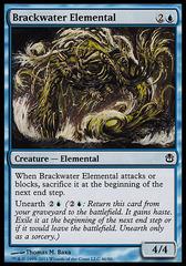 Brackwater Elemental