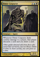 Dimir Cutpurse on Channel Fireball