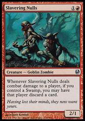 Slavering Nulls