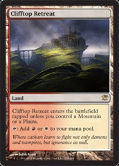 Clifftop Retreat on Channel Fireball