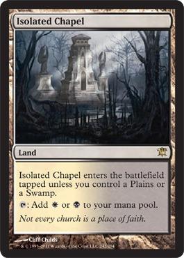 Isolated Chapel