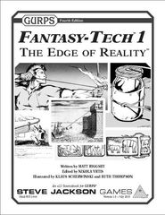 GURPS Fantasy Tech 1: The Edge of Reality