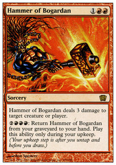 Hammer of Bogardan - Foil