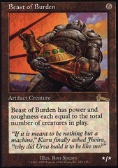 Beast of Burden - Foil
