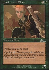 Darkwatch Elves - Foil on Ideal808