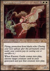 Karmic Guide - Foil on Channel Fireball