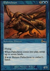 Palinchron - Foil on Channel Fireball