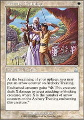 Archery Training - Foil on Channel Fireball