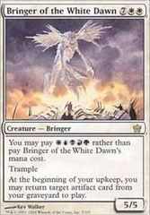 Bringer of the White Dawn - Foil