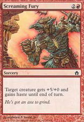 Screaming Fury - Foil