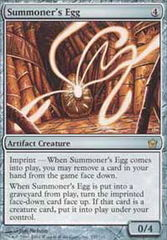 Summoner's Egg - Foil on Channel Fireball