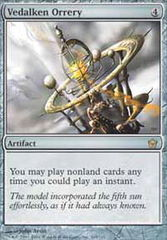 Vedalken Orrery - Foil on Channel Fireball