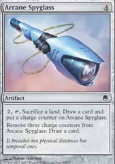 Arcane Spyglass - Foil on Channel Fireball