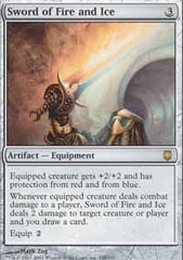 Sword of Fire and Ice - Foil on Channel Fireball