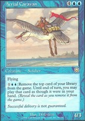 Aerial Caravan - Foil on Channel Fireball