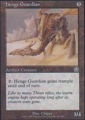 Henge Guardian - Foil