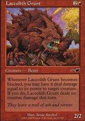Laccolith Grunt - Foil