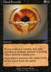 Mind Swords - Foil