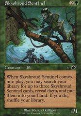 Skyshroud Sentinel - Foil