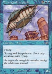 Stronghold Zeppelin - Foil