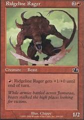 Ridgeline Rager - Foil