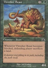 Thresher Beast - Foil