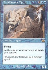 Troublesome Spirit - Foil