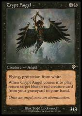 Crypt Angel - Foil on Channel Fireball