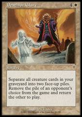 Death or Glory - Foil