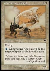 Glimmering Angel - Foil