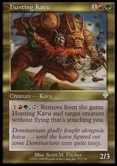 Hunting Kavu - Foil