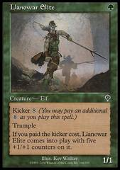 Llanowar Elite - Foil
