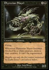 Phyrexian Slayer - Foil