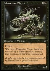 Phyrexian Slayer - Foil