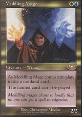 Meddling Mage - Foil on Channel Fireball