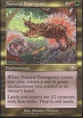 Natural Emergence - Foil