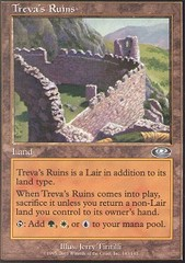 Treva's Ruins - Foil on Channel Fireball