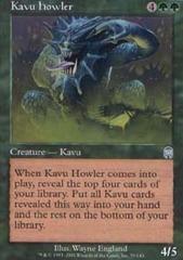 Kavu Howler - Foil