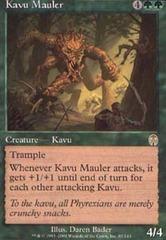 Kavu Mauler - Foil