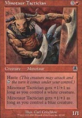 Minotaur Tactician - Foil