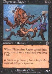 Phyrexian Rager - Foil