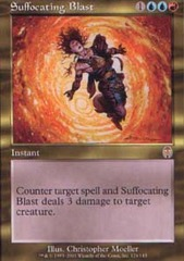 Suffocating Blast - Foil
