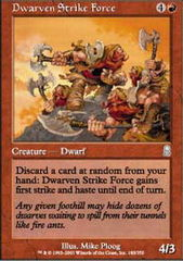 Dwarven Strike Force - Foil