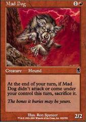 Mad Dog - Foil