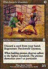 Patchwork Gnomes - Foil