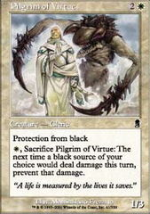 Pilgrim of Virtue - Foil